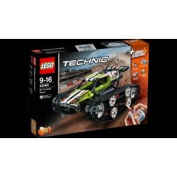 Lego Technic 42065 Zdalnie Sterowana Wyścigówka Gąsiennicowa